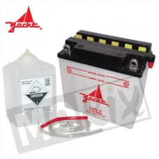 Accu YB7L-B 8 A (12N7-3B) + zuurpack