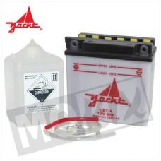 Accu YB7-A + zuurpack