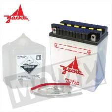 Accu CB12AL-A (YB12AL-A) + zuurpack