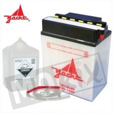 Accu  CB14A-A2 (YB14A-A2) + zuurpack