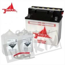 Accu CB16CL-B (YB16CL-B) + zuurpack