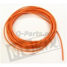 Lichtsnoer oranje 0.5 mm² 5 meter
