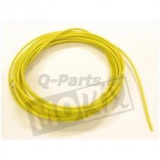 Lichtsnoer geel 0.5 mm² 5 meter