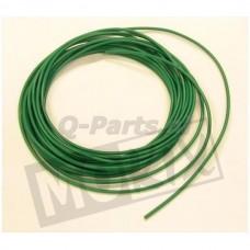 Lichtsnoer groen 0.5 mm² 5 meter