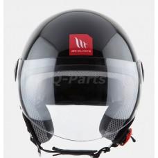 Helm MT Zyclo zwart large 59-60