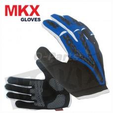 Handschoenen MKX Paddock blauw Large  (maat 10)