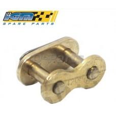 Ketting sluitschakel IGM 3/16 (415) Heavy Goud
