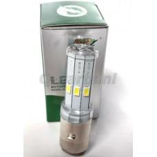 Lamp 12 V - 35/35 BA20D LED  NIET VOOR PIAGGIO !!