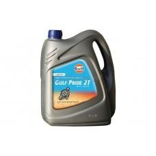 Olie 2 Takt Gulf Pride 4 ltr