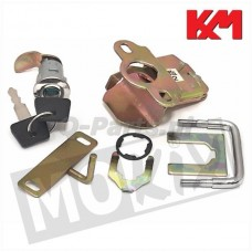 Slot-reparatiekit voor topkoffer Retro scooter KXM