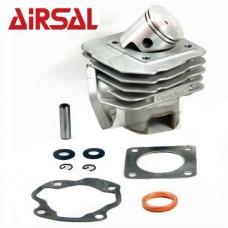 Cilinder Honda Vision/Peugeot Rapido  50 cc Airsal