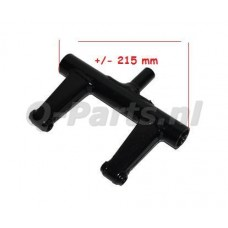 Motorophanging/subframe China LX/AGM VX50/ZN50QT30A
