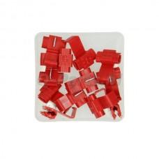 Kabelverbinder Scotchblok rood (per stuk)