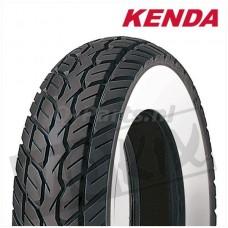 Buitenband 350-10 Kenda K418 White Wall51J