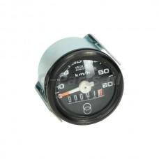 Kilometer- teller klok 48 mm origineel model Gilera Citta