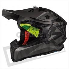 Helm MT Falcon Karson mat zwart medium57-58