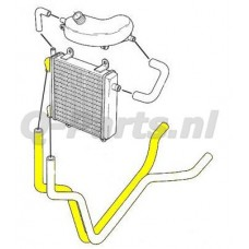Koelvloeistofslang Yam Aerox Radiateur/Cilinder (deel 4)