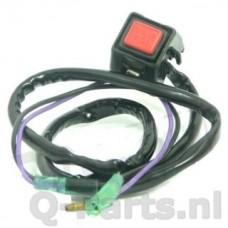 Drukknop universeel + kabel