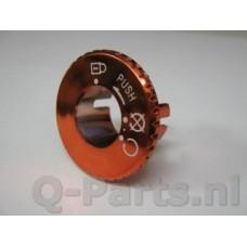 Contactslotring Malaguti F12/Yamaha BWS/Beta Ark rood