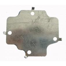 Afdek plaat Cilinderkop China 4 takt/GY6