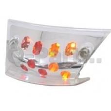 Achterlicht Piaggio Zip 2000/ 4 Takt LED + RAW