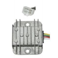 Spanningsregelaar China 4 takt +kabel - 4 polig