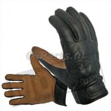 Handschoenen (zomer) MKX Pro Tour zwart/bruin Large (maat 10)
