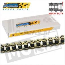 Ketting 1/2 x 5/16 - 134 (428) IGM Heavy Duty Goud