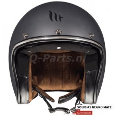 Jethelm MT Le Mans ll SV mat zwart