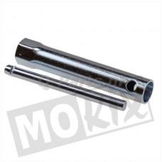 Bougiesleutel 4 Takt 16 mm (lengte 110 mm- dikte 19mm)