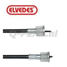 Km tellerkabel Tomos A3/A35/S25 Elvedes (A -kwaliteit)