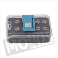 Sproeierkit Dellorto dik (6 MM) 75-98 SP