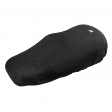 Airgrip Buddyseatcover scooter zwart large
