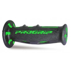 Handvatset Pro Grip PG0601 zwart/groen