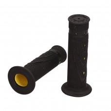Handvatset Pro Grip PG0721 zwart/geel