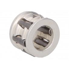 Naaldlager R&D zilveren kooi Minarelli van 12mm naar 10mm  10x17x13mm