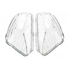 Knipperlicht-glazenset achter wit Peugeot V-Clic / Baoatian Ecobike / REX / BT49QT