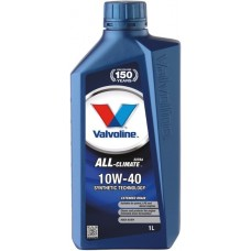 Olie 10W 40 Valvoline All Climate Extra 1 ltr.part synthetic