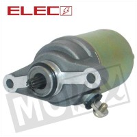 Startmotor China 4 T GY6 50cc/Sym Orbit/Kymco People/Like (schroefmodel)