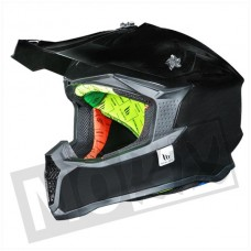 Helm MT Falcon Karson glans zwart medium 57-58