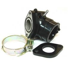 Inlaatspruitstuk China 4 Takt/GY6 voor 24 mm carburateur