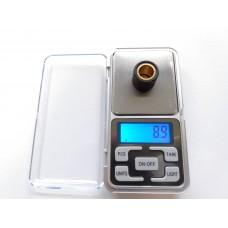 Digitale weegschaal tot 500 gram (exclusief batterijen)
