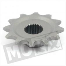 Voortandwiel Zundapp 4V 12 tands (415 ketting)