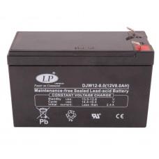 Accu Landport DJW12-7.8 SLA (12V/7,8A)