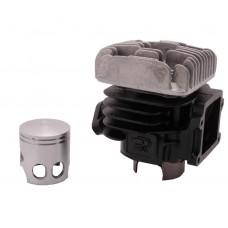 Cilinder + Kop DR 47.0mm | Minarelli Verticaal AC