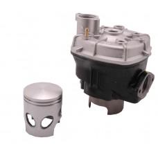 Cilinder + Kop DR 48,0mm | Piaggio LC