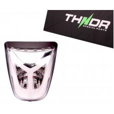 Achterlicht LED Tube THNDR Wit | Vespa Sprint