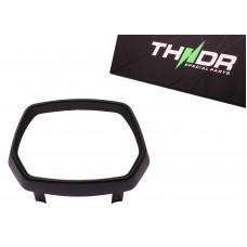 Koplamprand THNDR Mat Zwart | Vespa Sprint