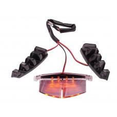 Verlichting Grill LED Geel   Piaggio Zip SP