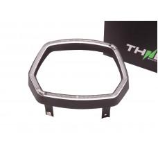 Koplamprand LED THNDR Glans Zwart | Vespa Sprint